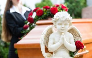 laidotuviu oirganizavimas