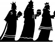 trys karaliai, lakrima